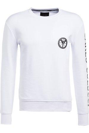 Carlo Colucci Sweatshirt weiss