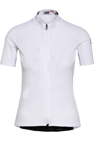 Assos Damen Shirts - Radtrikot Uma Gt Evo weiss
