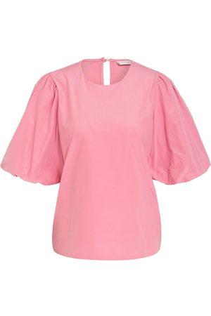 Vila Damen Blusen - Blusenshirt pink