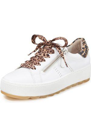 Gabor Plateau-Sneaker weiss