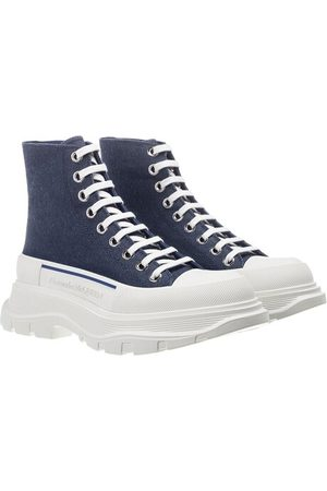 Alexander McQueen Tread Slick Boots - in - Boots & Stiefeletten für Damen