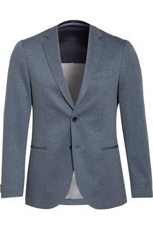 HUGO BOSS Herren Blazer & Sakkos - Anzugsakko Norwin Slim Fit Aus Jersey blau