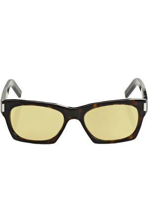 """Saint Laurent Damen Sonnenbrillen - Eckige Sonnenbrille Aus Acetat """"sl 402"""""""