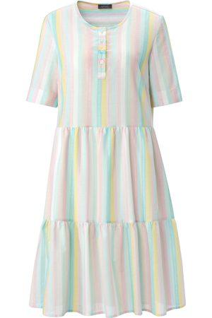 Mybc Damen Cocktail & Partykleider - Kleid mehrfarbig