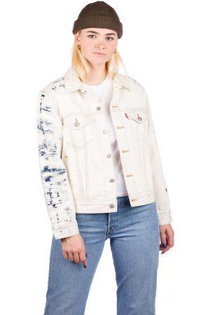 Levi's Damen Jeansjacken - Ex Boyfriend Trucker Jacket