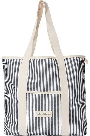 business & pleasure co. Damen Geldbörsen & Etuis - The Beach Bag in - Navy. Size all.