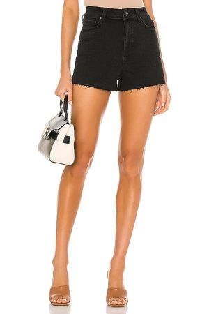 Paige Damen Shorts - Margot Short in - Black. Size 23 (also in 24, 25, 26, 27, 28, 29, 30).