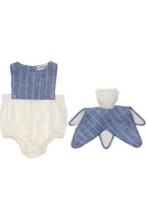 Emporio Armani Damen Bodys - Body Und Spielzeug Aus Baumwolle