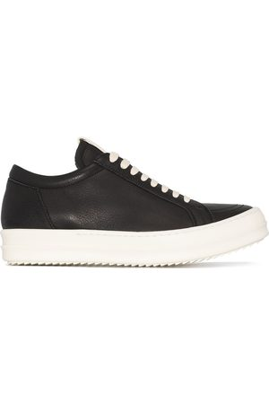 Rick Owens Bumper leather low-top sneakers