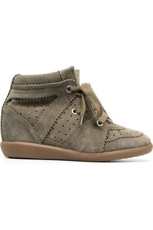 Isabel Marant Damen Sneakers - Bobby wedge sneakers