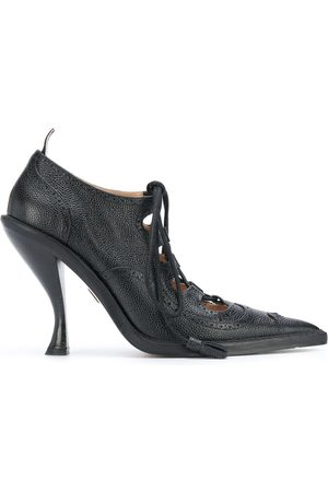 Thom Browne Ghillie lace-up pumps