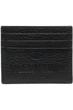 VALENTINO GARAVANI Logo debossed card holder