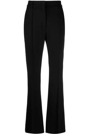 Dorothee Schumacher Emotional Essence pressed-crease tailored trousers