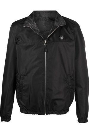Philipp Plein Reversible bomber jacket