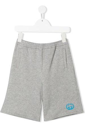 Gucci Logo-print track shorts