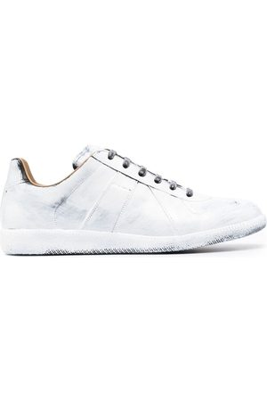 Maison Margiela Replica painted sneakers