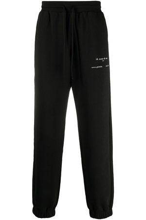 Ih Nom Uh Nit Logo-print track pants