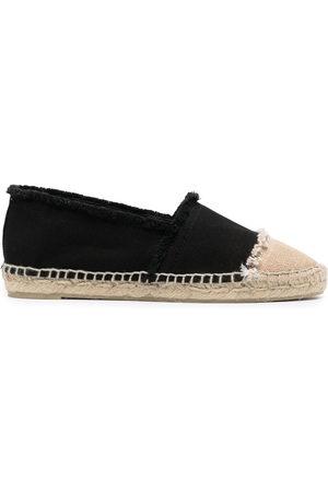 Castaner Slip-on leather espadrilles