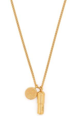 AMBUSH Pill-charm necklace