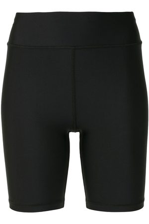 The Upside Matte high-waisted cycling shorts
