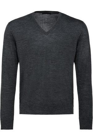 Prada V-neck sweater