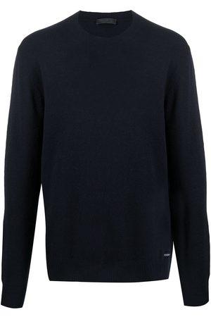 Prada Herren Strickpullover - Knitted crew neck jumper