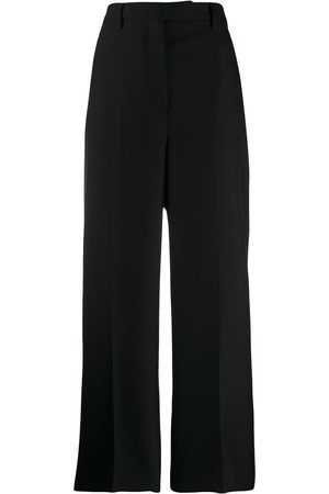 Prada High waisted tailored trousers