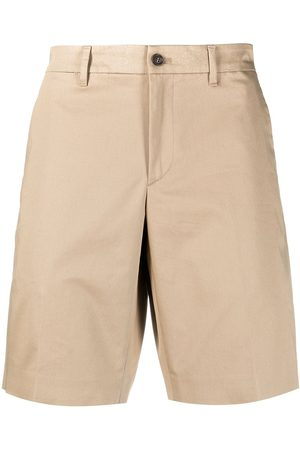 Prada Herren Shorts - Stretch gabardine bermuda shorts