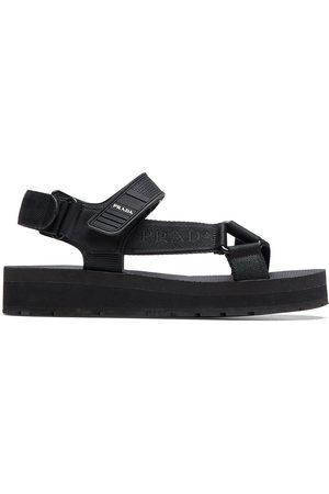 Prada Nomad logo-embellished sandals
