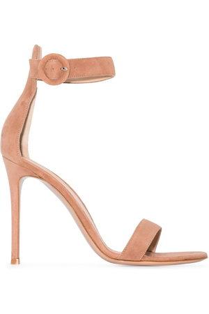 Gianvito Rossi Portofino 105mm sandals