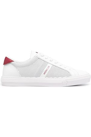 Moncler New Monaco perforated sneakers