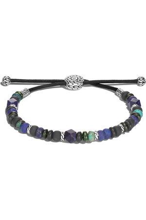 John Hardy Classic Chain silver beads pull through bracelet