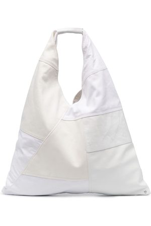 MM6 MAISON MARGIELA Medium Japanese patchwork tote bag