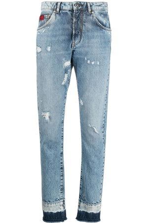John Richmond Patti distressed skinny jeans