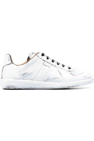 Maison Margiela Replica paint-effect sneakers