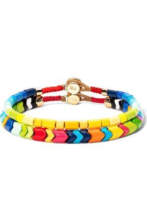 Roxanne Assoulin Surprise!' beaded bracelet duo