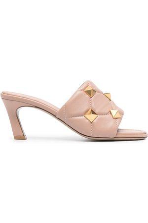 VALENTINO GARAVANI Damen Sandalen - Roman Stud 65mm sandals
