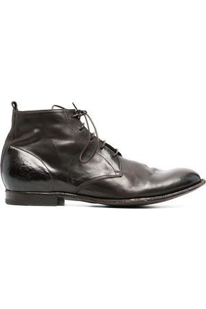 Officine creative Stereo 4 lace-up ankle boots