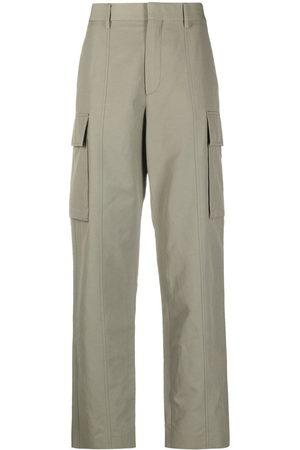 Stella McCartney Straight-leg cargo trousers