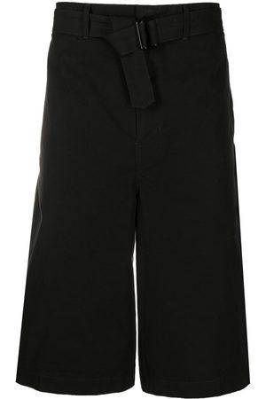 LEMAIRE Drop-crotch bermuda shorts