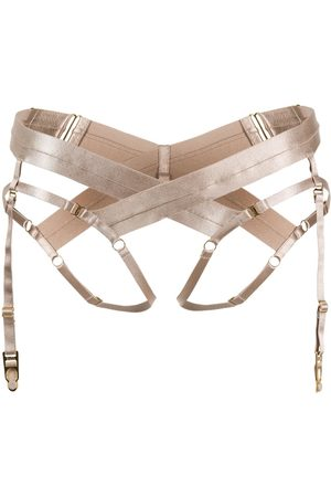 BORDELLE Bondage harness briefs