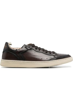 Officine creative Kareem low-top leather sneakers