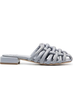 Officine creative Gillian interwoven leather sandals