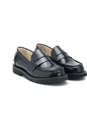MONTELPARE TRADITION TEEN Jasper penny loafers