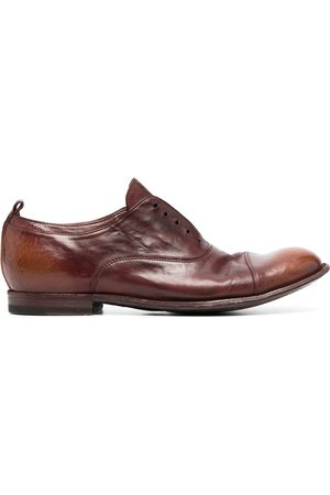 Officine creative Stereo 1 leather brogues