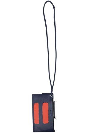 Ports V Halsketten - Leather wallet and cardholder necklace