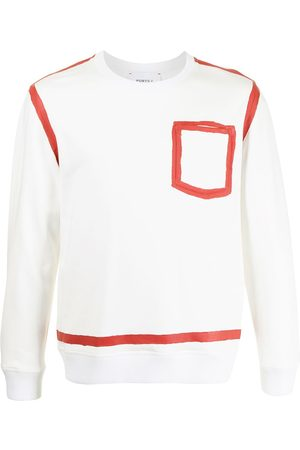 Ports V Sweatshirts - Contrast sweatshirt