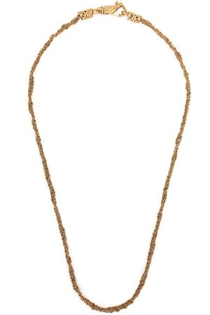 EMANUELE BICOCCHI Crocheted necklace