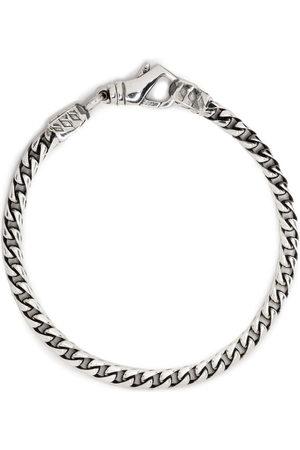EMANUELE BICOCCHI Square box chain bracelet
