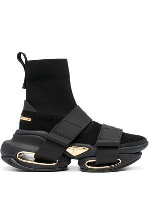 Balmain Damen Sneakers - B-Bold high-top sneakers